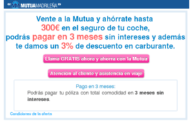 tusegurodelamutua.com
