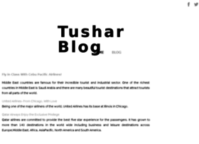 tusharblog.snappages.com
