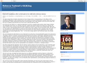 tushnet.blogspot.com