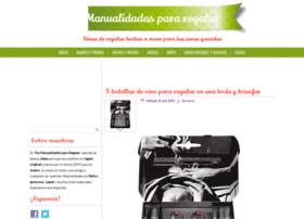 tusmanualidadespararegalar.com