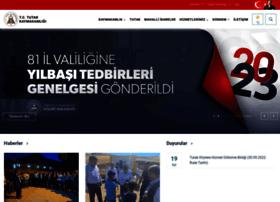 tutak.gov.tr
