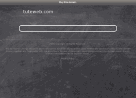 tuteweb.com