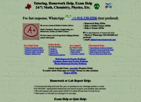 tutor-homework.com