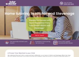 tutordoctorhitchinstevenage.co.uk