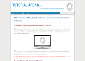 tutorialarena.com