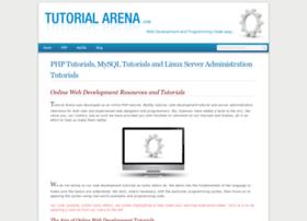 tutorialarena.com
