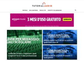 tutorialaudio.it