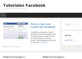 tutorialesfacebook.com