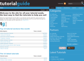 tutorialguide.net