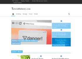 tutorialindustry.com