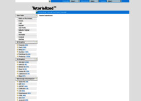 tutorialized.com