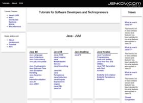 tutorials.jenkov.com