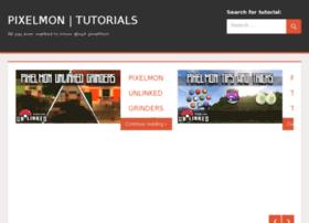 tutorials.pixelmon.net