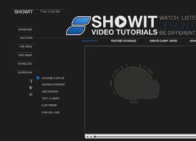 tutorials.showitfast.com