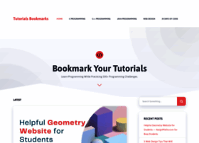 tutorialsbookmarks.com