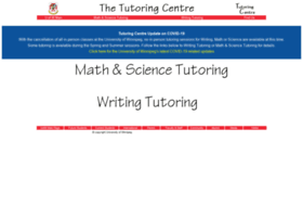 tutoringcentre.uwinnipeg.ca