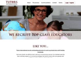 tutors-international.net