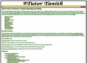 tutortanith.com