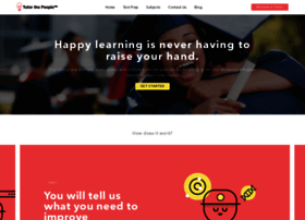tutorthepeople.com