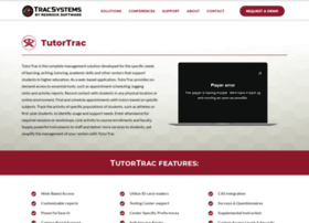 tutortrac.com