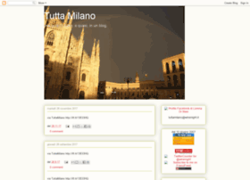 tuttamilano.blogspot.com