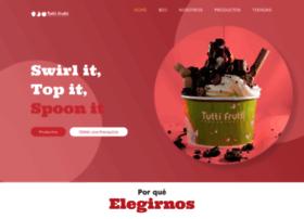 tuttifrutti.com.mx