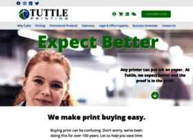 tuttleprinting.com