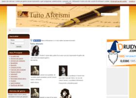 tuttoaforismi.com