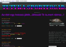 tutyka-sportfogadas.blogspot.sk