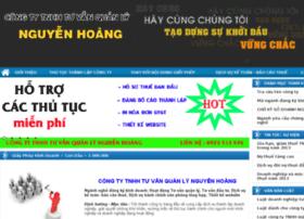 tuvannguyenhoang.com