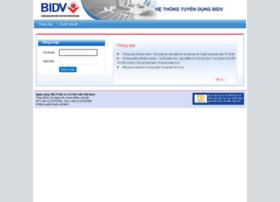 tuyendungadmin.bidv.com.vn