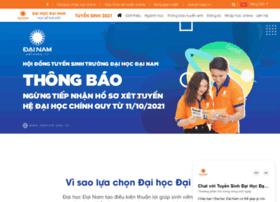 tuyensinh.dainam.edu.vn