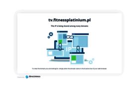 tv.fitnessplatinium.pl