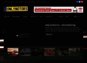 tv.onlymotors.com