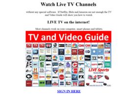 tvandvideoguide.com