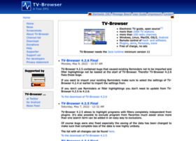 tvbrowser.org