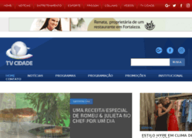 tvcidadefortaleza.com.br