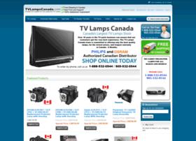 tvlampscanada.com