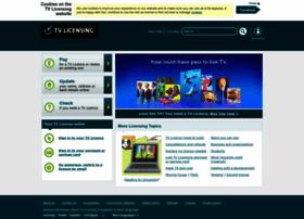 Tvlicensing.co.uk
