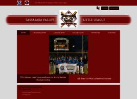 tvllbaseball.org