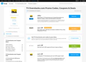 tvoverstockscom.bluepromocode.com
