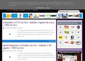 tvperuanitos.blogspot.com.es