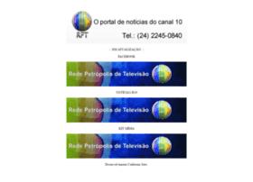 tvredepetropolis.com.br
