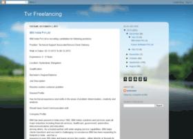 tvrfreelancing.blogspot.in