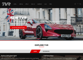 tvrmotors.co.uk