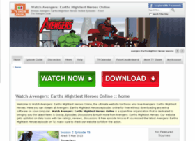 tvs-avengers.com