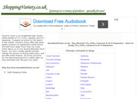 tvs-dvds-cameras-hi-fi-separates.shoppingvariety.co.uk