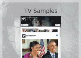 tvsamples.com