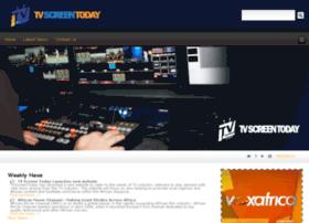 tvscreentoday.com