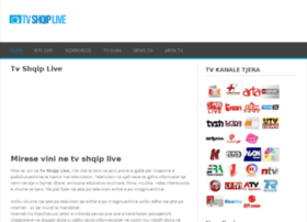tvshqiplive.com